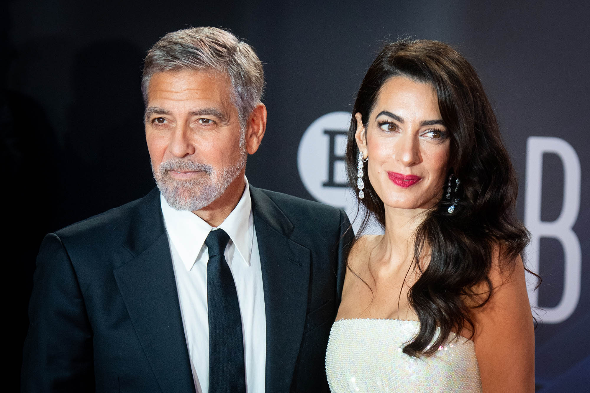 """Clooney says he wants to """"enjoy life"""" with his wife Amal as he gets older"""